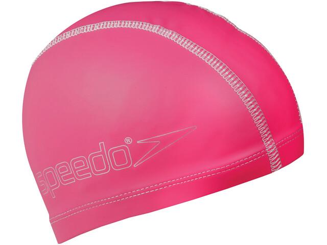 speedo Pace Cap Juniors Pink